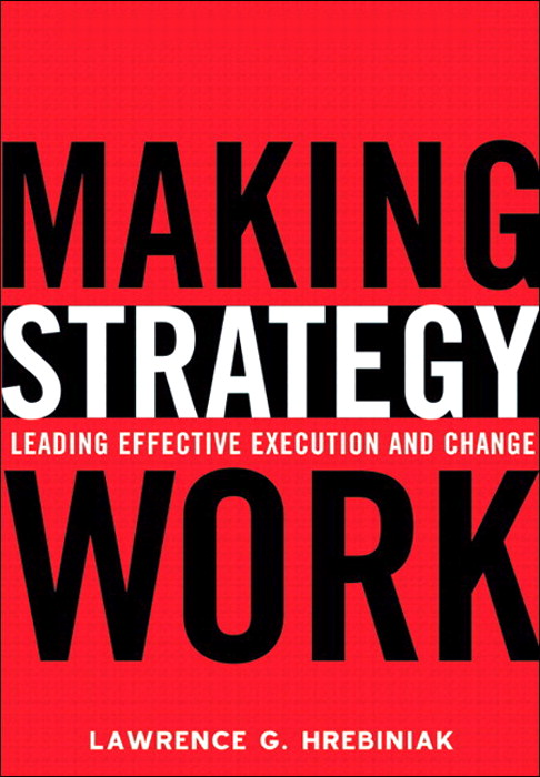 Leading Effective Execution and Change