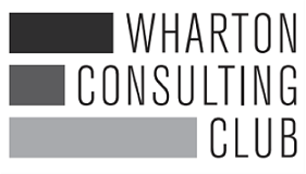 """""""Wharton Consulting Club is one of the largest student-run organizations at The Wharton School. Over the course of the academic year, the club partners with consulting firms and holds a wide range of events for its members. Our events help our club members to be ideally positioned for successful entry into management consulting."""""""