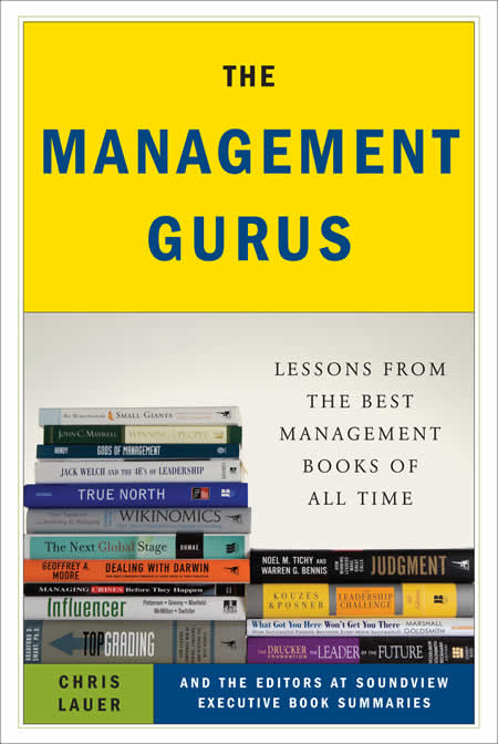 Lessons from the Best Management Books of All Time